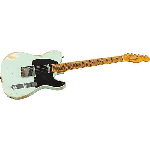 Fender Custom Shop 1952 Telecaster Heavy Relic Electric Guitar-thumbnail