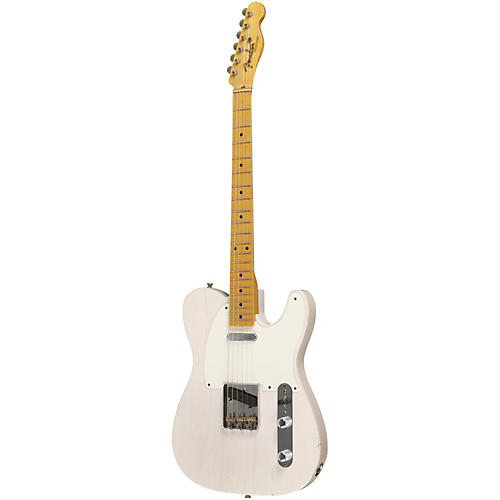 Fender Custom Shop 1952 Telecaster Relic Modified Electric Guitar-thumbnail