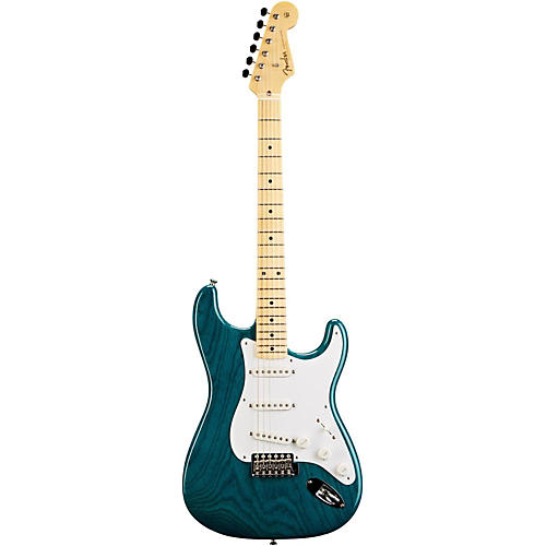 Green Fender Electric Guitars Electric Guitar Teal Green