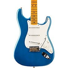 Fender Custom Shop 1955 Journeyman Relic Stratocaster - Custom Built - NAMM Limited Edition Faded Aged Lake Placid Blue