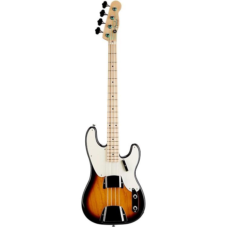 Fender Custom Shop1955 Precision Bass NOS Electric Bass Guitar2-Tone Sunburst