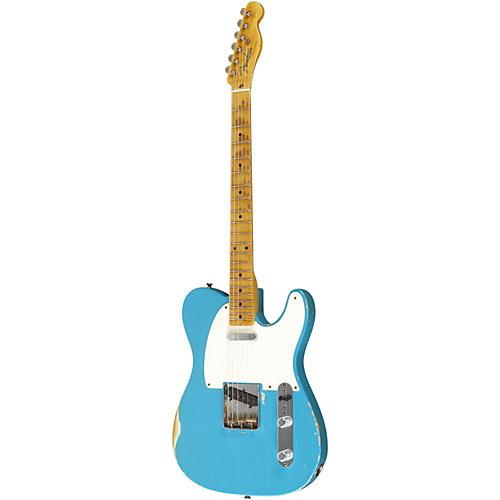 Fender Custom Shop 1955 Telecaster Relic Ash Electric Guitar Masterbuilt by Dale Wilson