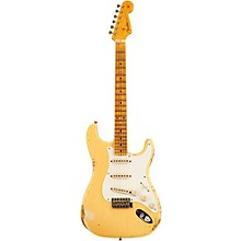 1956 Stratocaster Heavy Relic Electric Guitar Nocaster Blonde