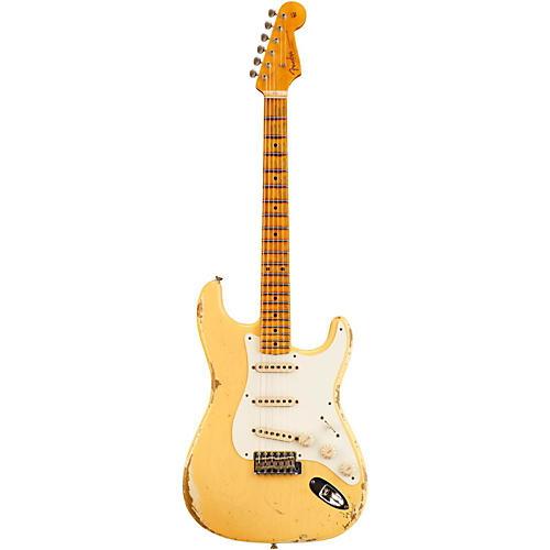 Fender Custom Shop 1956 Stratocaster Heavy Relic Electric Guitar Nocaster Blonde