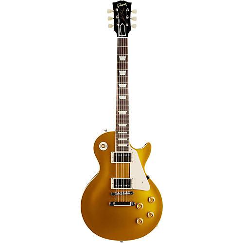 Gibson Custom 1957 Les Paul Goldtop Gloss Electric Guitar-thumbnail