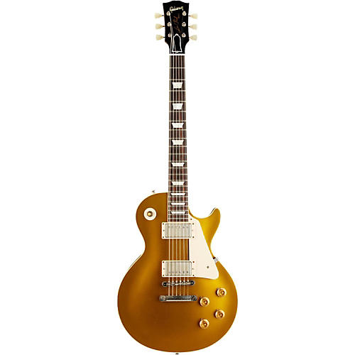 gibson custom 1957 les paul reissue vos electric guitar antique gold musician 39 s friend. Black Bedroom Furniture Sets. Home Design Ideas