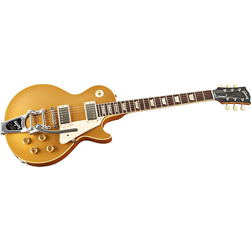 Gibson Custom 1957 Les Paul Reissue with Bigsby Electric Guitar-thumbnail