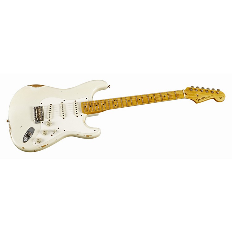 Fender Custom Shop 1957 Stratocaster Relic Ash Gold Hardware Master Built by Dale Wilson