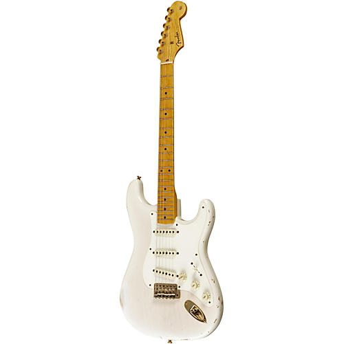 Fender Custom Shop 1957 Stratocaster Relic Ash Gold Hardware Masterbuilt by Dale Wilson Mary Kaye Blonde