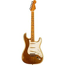 Fender Custom Shop 1957 Stratocaster Relic Gold Hardware Masterbuilt by John Cruz