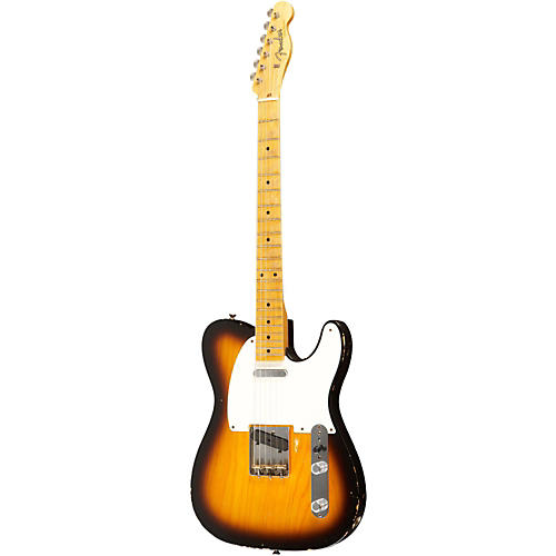 Fender Custom Shop 1957 Telecaster Relic Ash Electric Guitar Masterbuilt by Dale Wilson