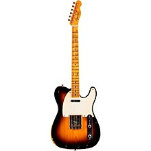 Fender Custom Shop 1957 Telecaster Relic Ash Masterbuilt by John Cruz