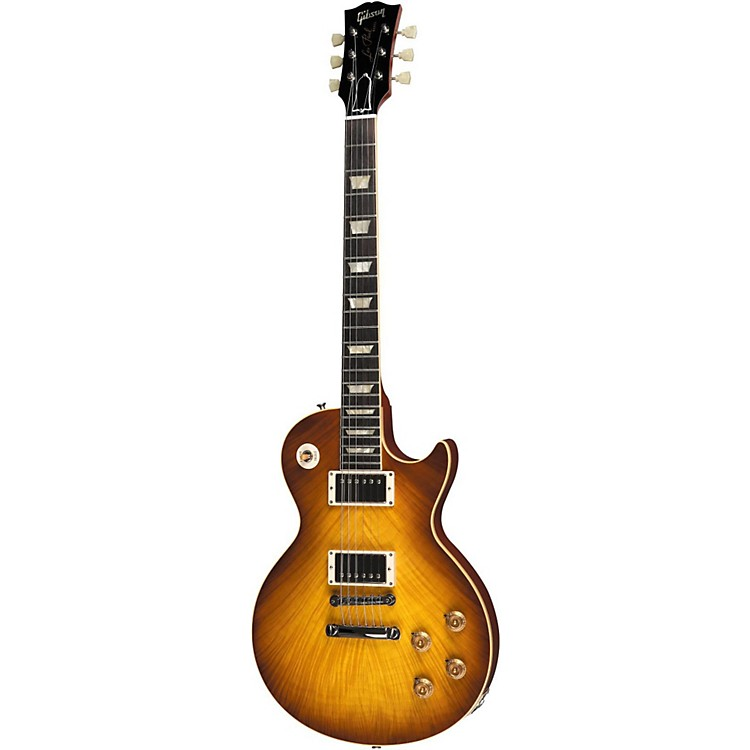 Gibson Custom 1959 Les Paul Standard Electric Guitar Ice Tea