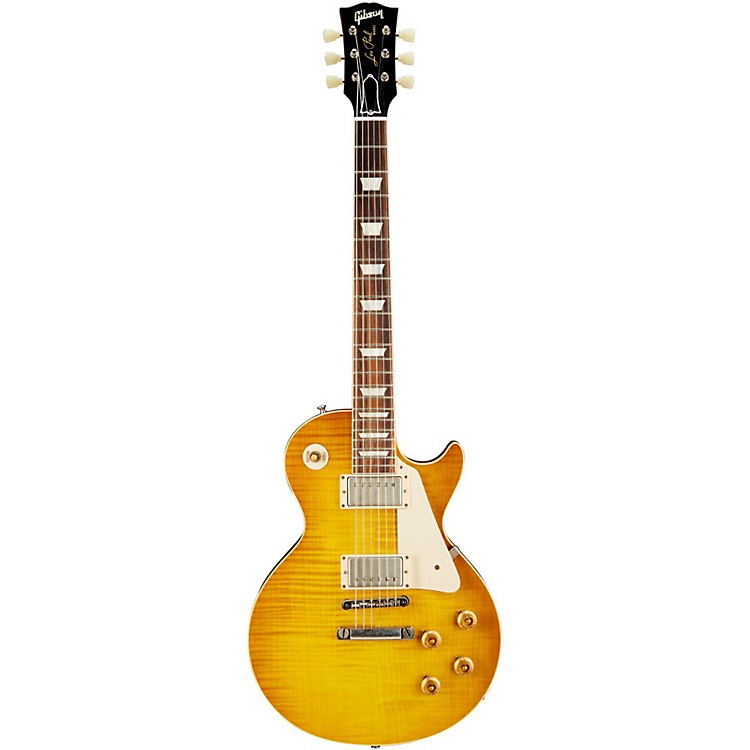 Gibson Custom 1959 Les Paul Standard Historic Reissue VOS Lemonburst