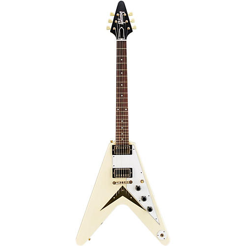 Gibson Custom 1959 Mahogany Flying V VOS Electric Guitar