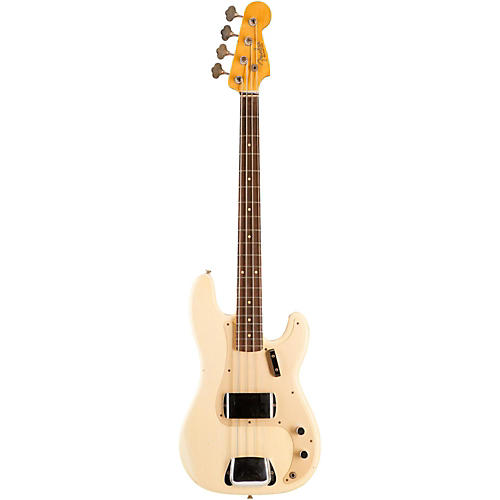 Fender Custom Shop 1959 Precision Bass Journeyman Relic Electric Bass Guitar
