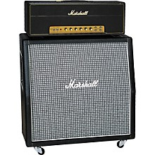 Marshall 1959 SLP and 1960AX Half Stack Angled