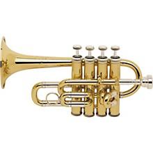 Bach 196 Stradivarius Series Bb/A Piccolo Trumpet 196 Lacquer