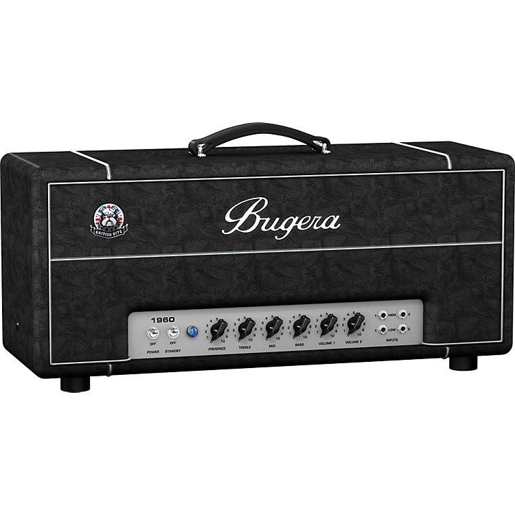 Bugera1960 Classic 150W Tube Guitar Amp HeadBlack