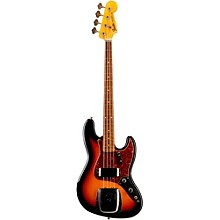 Fender Custom Shop 1960 Jazz Bass Journeyman Relic Electric Bass Guitar