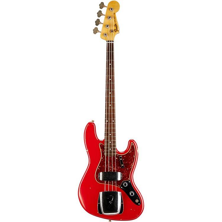 Fender Custom Shop1960 Jazz Bass Relic Electric Bass Guitar