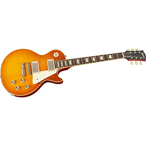 Gibson Custom 1960 Les Paul Plaintop Reissue VOS Electric Guitar-thumbnail
