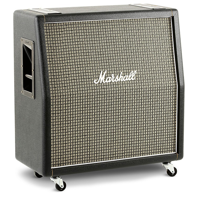 Marshall1960AX or 1960BX 100W 4x12 Guitar Extension CabinetAngled