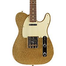 1962 Relic Telecaster Rosewood Fingerboard Electric Guitar Gold Sparkle