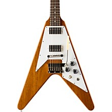 1967 Flying V with Maestro Electric Guitar Antique Natural