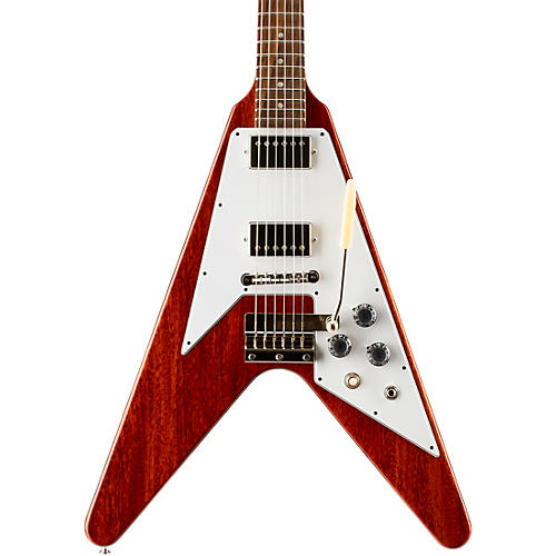 Gibson Custom 1967 Flying V with Maestro Electric Guitar-thumbnail