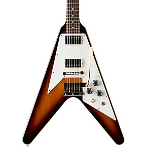 gibson custom 1967 flying v with maestro electric guitar musician 39 s friend. Black Bedroom Furniture Sets. Home Design Ideas