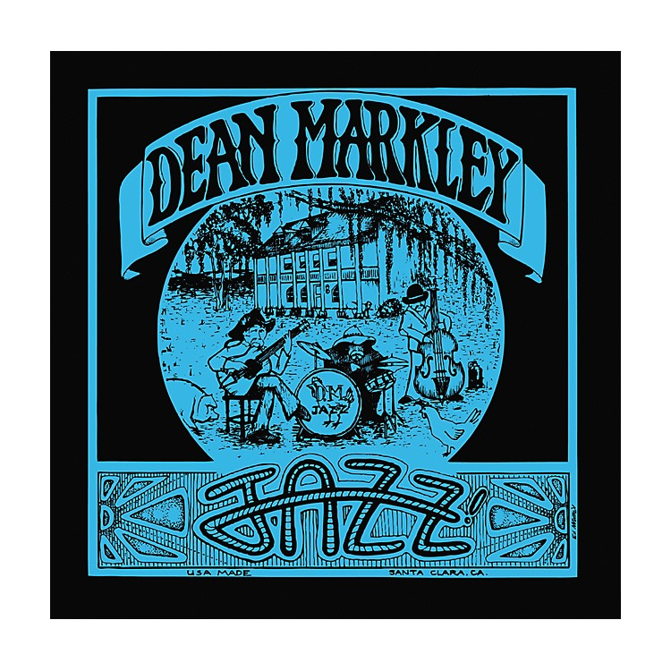 Dean Markley 1976 Vintage Electric Reissue Jazz Electric Guitar Strings