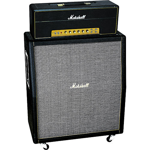 Marshall 1987XL Head and 1960TV Tube Guitar Half Stack