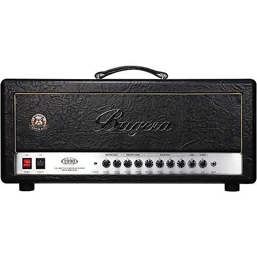 Bugera 1990 infinium 120w british bite tube guitar amp head musician