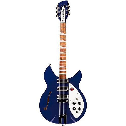 Rickenbacker 1993Plus 12-String Electric Guitar Midnight Blue