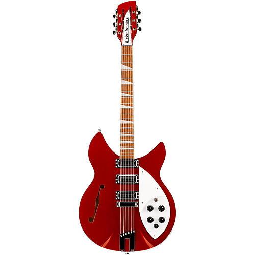 Rickenbacker 1993Plus 12-String Electric Guitar Ruby