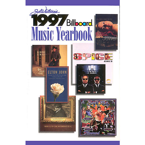 Record Research 1997 Billboard Music Yearbook Book Series Written by Joel Whitburn-thumbnail