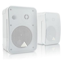 Behringer 1C Studio Monitor Speakers Pair Level 1 White