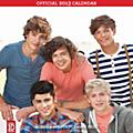 Browntrout Publishing 1D 2013 Square 12x12 Wall Calendar  Thumbnail