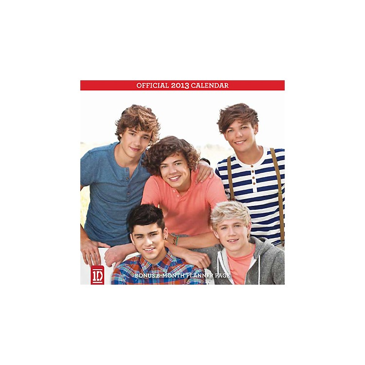 Browntrout Publishing1D 2013 Square 12x12 Wall Calendar