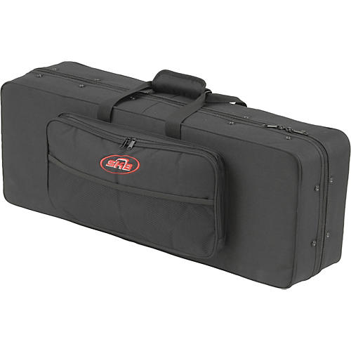 SKB 1SKB-350 Tenor Sax Soft Case Black, Rectangular
