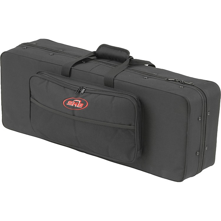 SKB 1SKB-350 Tenor Sax Soft Case Black, Rectangular