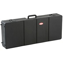 Open Box SKB 1SKB-R4215W Roto Molded 61-Note Keyboard Case
