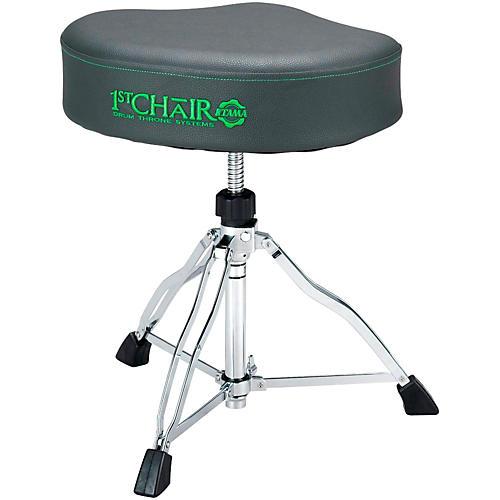 Tama 1st Chair Ergo-Rider Drum Throne in Dark Olive-thumbnail