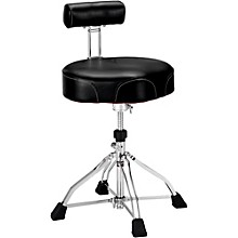 Tama 1st Chair Ergo-Rider Drum Throne with Backrest