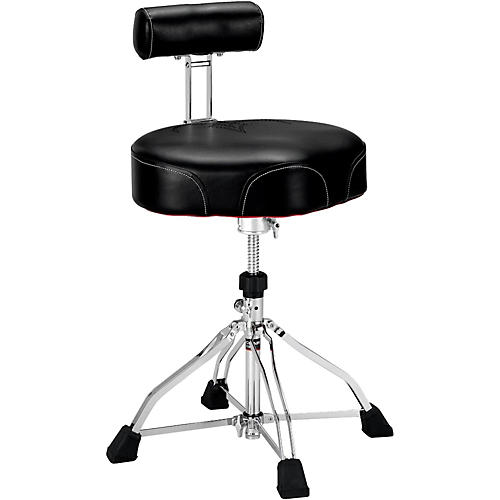 Tama 1st Chair Ergo-Rider Drum Throne with Backrest-thumbnail