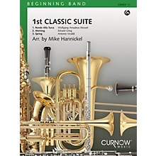 Curnow Music 1st Classic Suite (Grade 0.5 - Score and Parts) Concert Band Level .5 Composed by Mike Hannickel