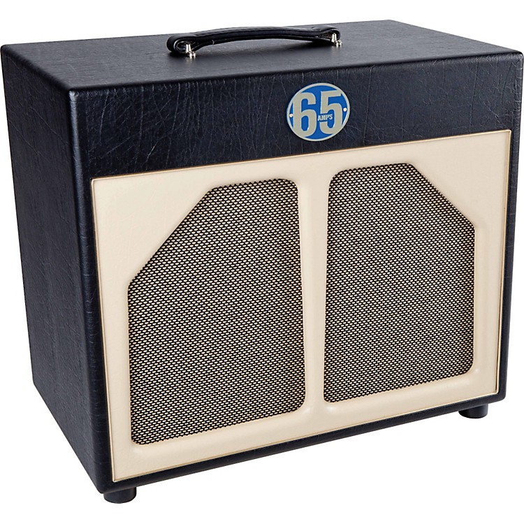 65amps 1x12 Guitar Speaker Cabinet - Lil' Elvis Black