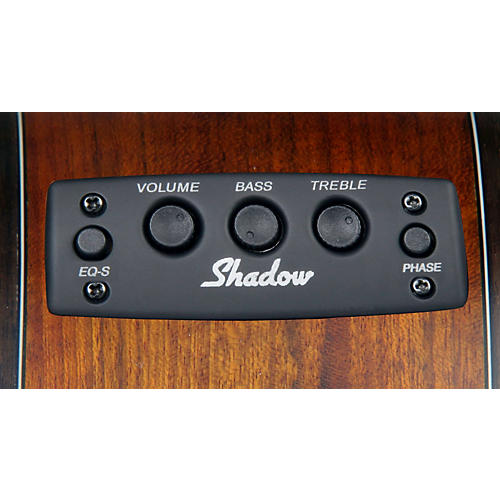 Shadow 2 Band EQ Preamp System For Solid Wood Guitars-thumbnail
