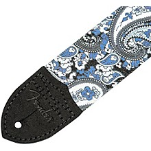 Fender 2' Guitar Strap Blue 2 in.